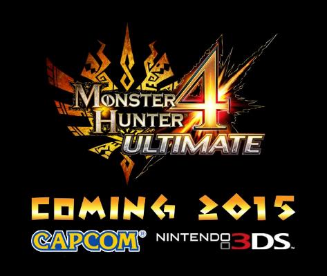 Monster Hunter 4G annunciato per l'Europa