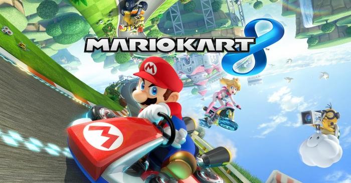 Anteprima Nazionale Mario Kart 8 al VGP